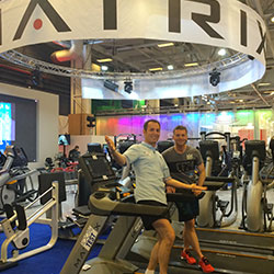 Salon Mondial Body Fitness