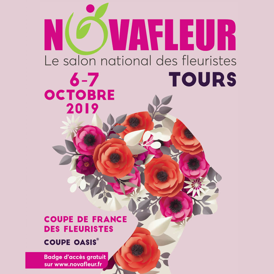 Salon NOVAFLEUR édition 2019